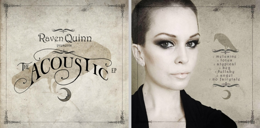 Raven Quinn Donates Album Proceeds to the Cancer Research Collaboration